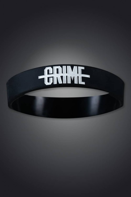 Crime Wristband New