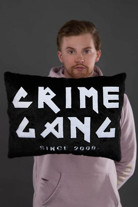 Crime Gang Pillow