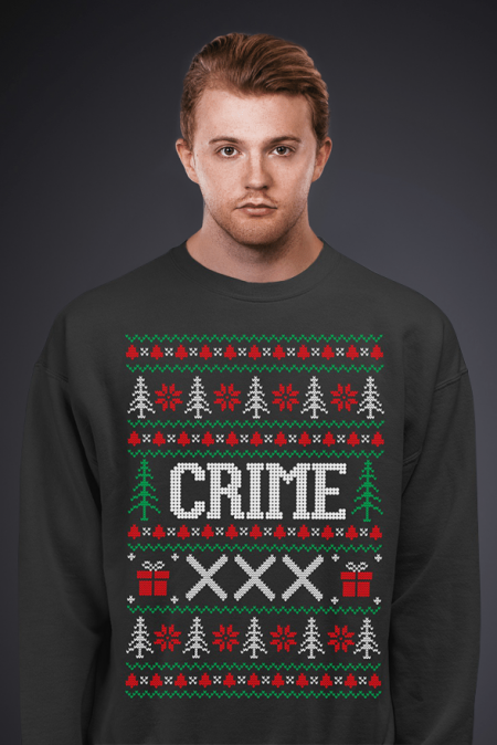 Limited Crime X-Mas Sweater